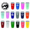 20 oz.Vacuum Insulated Tumbler with Plastic Lid, 16 colors Golf Gifts & Accessories