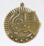 Music Medal, 5 Star Series 5 Star Series Medals