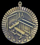 Gymnastics (male events) Medal, 5 Star Series 5 Star Series Medals