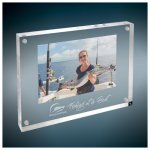 Magnetic Acrylic Photo Display Acrylic: Framed Series