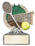 Tennis Multi-Color Activity Trophy Activity Wreath Series