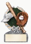 Baseball Multi-Color Activity Trophy Activity Wreath Series