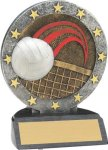 All Star Volleyball Trophy All Star Series