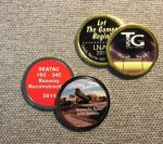 Imprinted Coins Commemorative Items