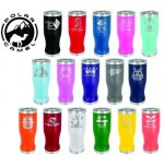 14 oz.Vacuum Insulated Pilsner with Plastic Lid, 16 colors -  Custom Engraved Polar Camel Drinkware
