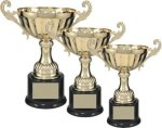 Gold Metal Loving Cup Economy Series