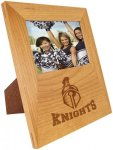 Red Alder Photo Frame with 4x6 Photo Opening Frames & Albums: Engravable Series
