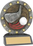 All Star Golf Trophy Golf Trophies