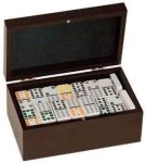 Double Twelves Dominos Set with 92 Dominos Great Gifts for Dad