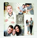 Canvas Gallery Wrap, 8x8 Household Gifts & Accessories