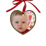 Double-Sided Imprinted Ornaments: Special Shapes Household Gifts & Accessories
