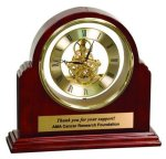 Grand Piano Step-Arch Clock More than $75.00
