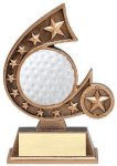 Golf Trophy, Comet Series New Products!