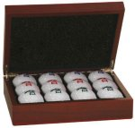 Rosewood Golf Ball Case Other Gift Ideas