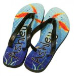 Child's Unisex Flip Flops Other Wearable Imprinted Items