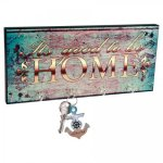 Key Hanger with Lightweight Hooks, Color Imprint Vehicle Gifts & Accessories